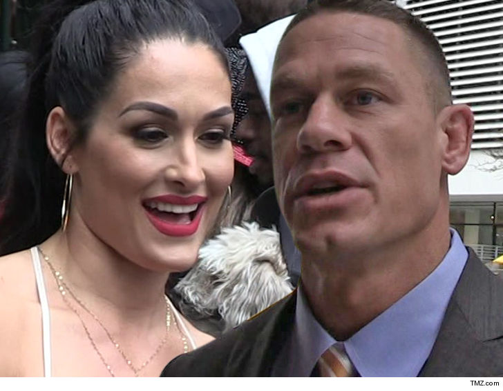 John Cena and Nikki Bella Might Actually Be Broken Up?