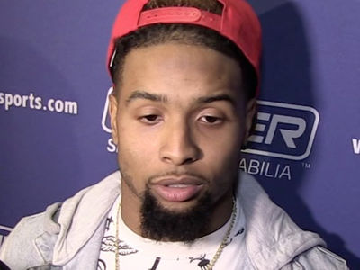 Odell Beckham Accused of Trying to Pay $1,000 for Sex, Denies Allegations