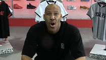 LaVar Ball Launching 'Baby Baller Brand,' Putting Lonzo's Kid to Work!