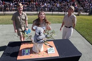 Bindi Irwin 20th Birthday