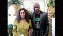 Floyd Mayweather Sr. Got Married In Secret Vegas Ceremony!