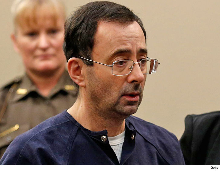 Convicted Child Molester Larry Nassar Was Attacked In Prison By Another Inmate And Injured This According To His Attorney