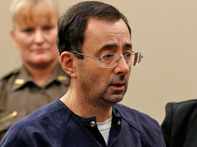 Larry Nassar Attacked In Prison, Attorney Claims