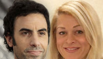 Sacha Baron Cohen Sends 'Who Is America?' Art Dealer a Letter and Gift
