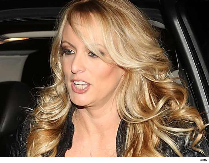 Stormy Daniels is champing at the bit to destroy a family horse business of course of course... according to a new suit