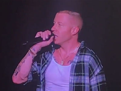 Macklemore Dedicates 'Otherside' to Demi Lovato After Her Overdose