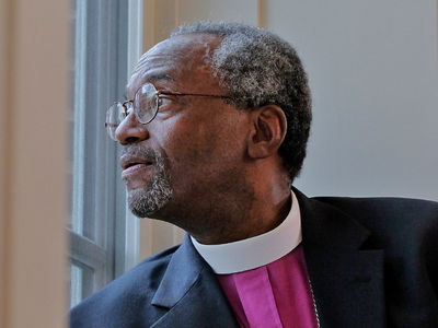 Prince Harry and Meghan's Wedding Bishop Michael Curry Fighting Cancer