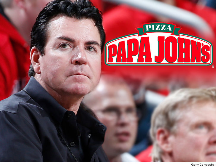Papa John's founder John Schnatter sues his pizza chain