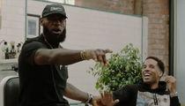 LeBron James Regrets Naming Kid After Himself