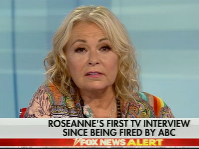 Roseanne's TV Apology to Valerie Jarrett Ends with an Insult About Her Haircut
