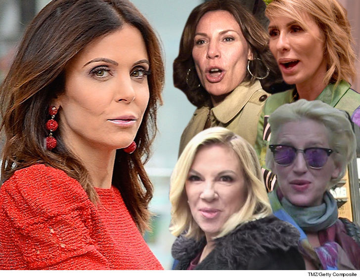 Bethenny Frankel Disliked by Most 'RHONY' Stars and Not Just Carole Radziwill