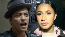 Bruno Mars Scrambling to Replace Cardi B on Tour