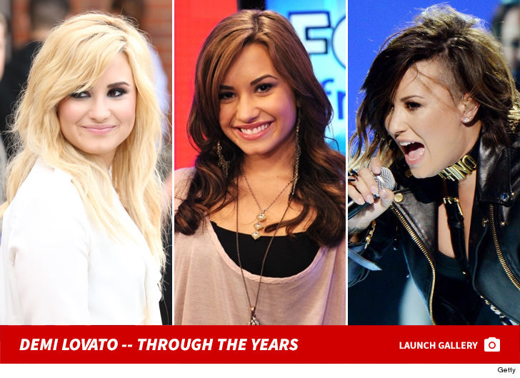 0727 demi lovato through the years footer 6 - Demi Lovato Still Hospitalized with 'Complications' 6 Days After Overdose