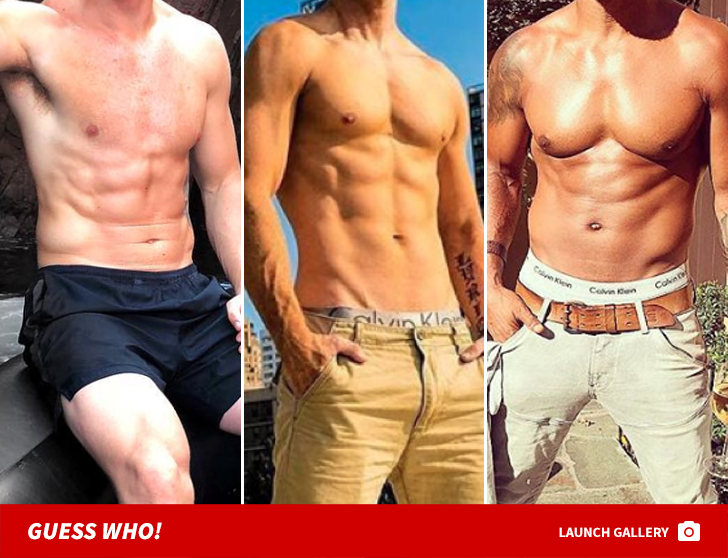 0727 instagram hottest summer abs guess main 1 - Hot Summer Stomachs -- Guess Who!