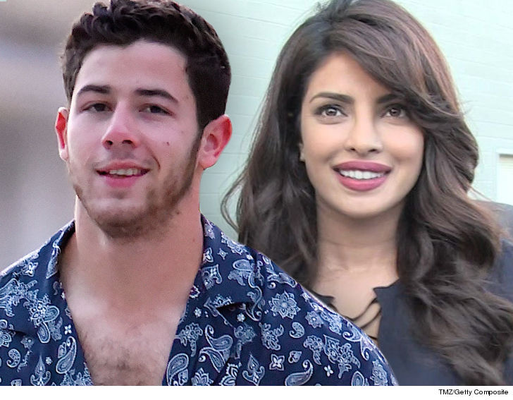 Nick Jonas is Engaged to Priyanka Chopra: Report | Ryan Seacrest