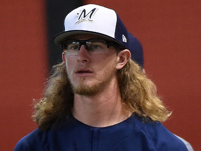 Brewers Pitcher Josh Hader Booed Loudly In First Road Game Since Racist Tweets