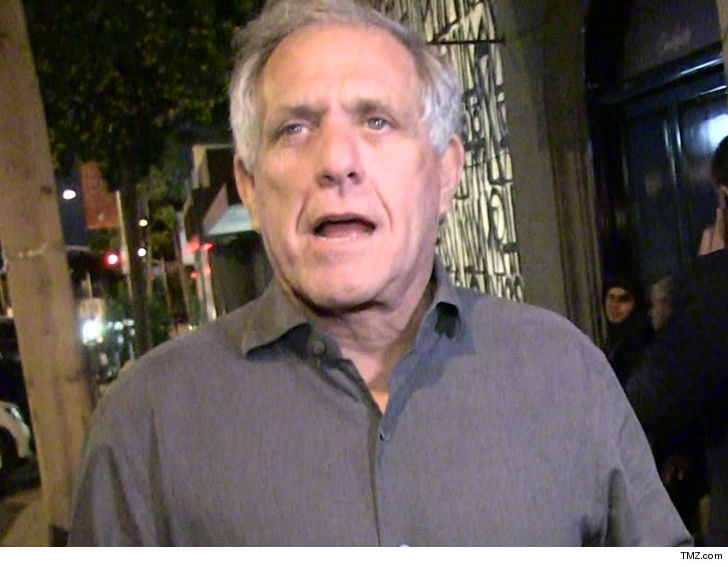 Les Moonves, CEO of CBS, Accused of Sexual Misconduct