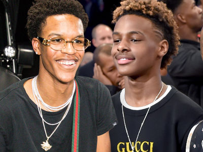 Shareef O'Neal Shares Heartfelt Message to LeBron James Jr.