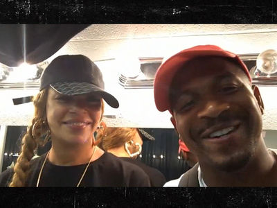 Faith Evans and Stevie J Say Marriage is Real Deal, Already Talking Babies