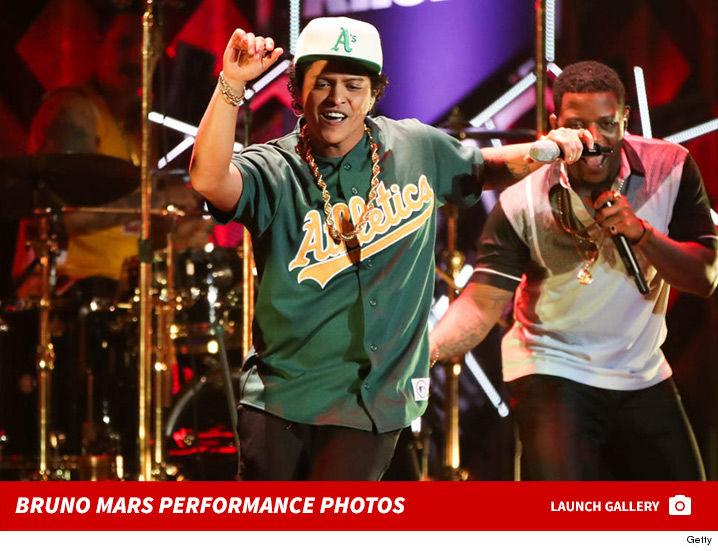 Bruno Mars Replacing Cardi B with Ciara, Boyz II Men, Ella Mai and Charlie Wilson