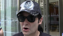 Corey Feldman Calls in Cops After 'Gang Rape' Tweets