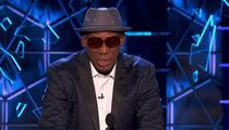 Dennis Rodman Drops Kim Jong-un Bomb Joke at Bruce Willis Roast