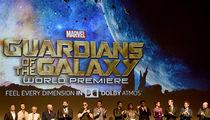 Chris Pratt, 'Guardians of the Galaxy' Stars Support James Gunn