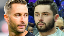 Kliff Kingsbury Responds to Baker Mayfield, 'I'm a Huge Fan'