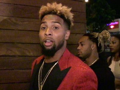 Odell Beckham Sues, I'm The Victim of $1 Million Shakedown