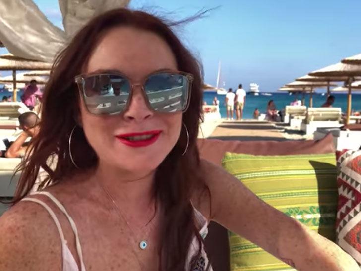 d2f794bd5916 Lindsay Lohan Gets MTV Reality Show Called  Lohan Beach Club