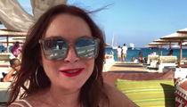 Lindsay Lohan Gets MTV Reality Show Called 'Lohan Beach Club'