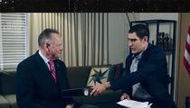 Roy Moore Sues Sacha Baron Cohen for $95 Million Over 'Who Is America?' Stunt