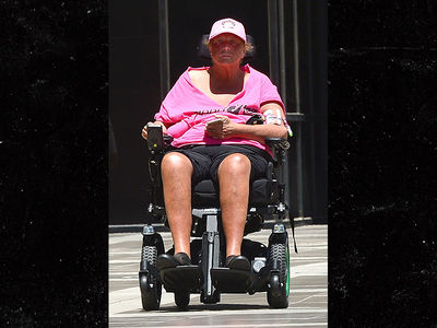 Abby Lee Miller Seen Outside Her Rehab Center as She Battles Cancer