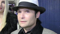 Corey Feldman Files for Restraining Orders Against 'Gang Rape' Trolls