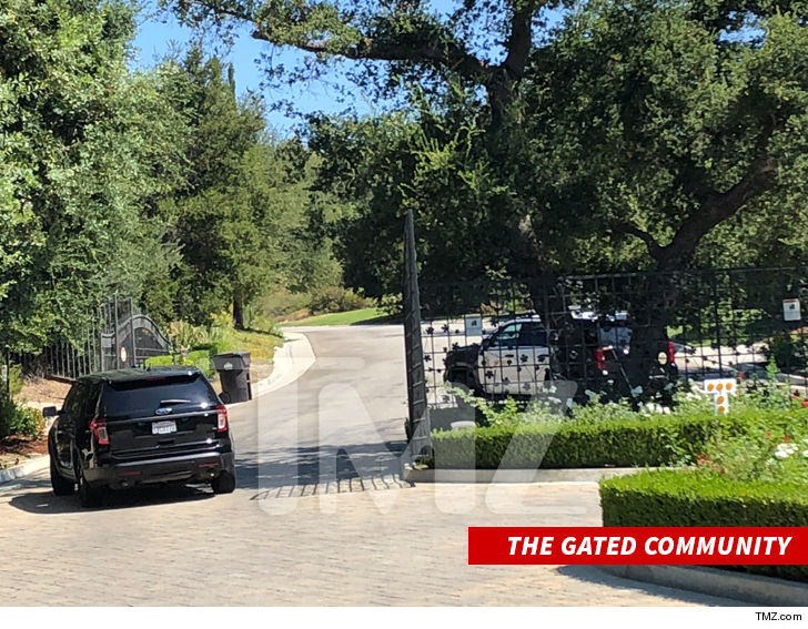 Home Invasion at French Montana's Calabasas Home