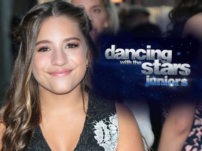 Ex-'Dance Moms' Star Mackenzie Ziegler Gunning for $130k Payday with 'DWTS: Juniors'