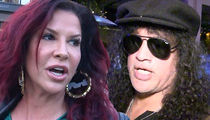 Slash's Estranged Wife Thinks His New GF is Behind Social Media Attacks