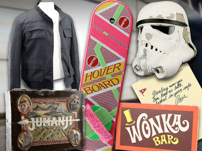 Han Solo's Original Jacket Expected to Fetch Up to $1.3 Mil in Epic Auction