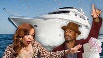 Faith Evans & Stevie J Eyeing $40 Million Yacht for Wedding Venue