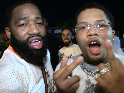 Adrien Broner Says 'Floyd and 50 Are Bitch Asses, Stop Fighting!'