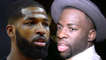 Tristan Thompson and Draymond Green Made Peace After Altercation