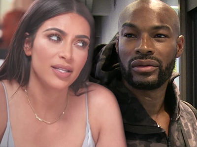 Kim Kardashian West Takes 'Homophobic' Shot at Tyson Beckford After He Body Shames Her