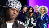 Lil Wayne Gets American Music Awards for Country Hits, Sorry Little Big Town