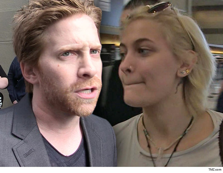 paris jackson seth green allegedly attacked by actor
