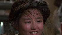 Kumiko in 'The Karate Kid Part II' 'Memba Her?!