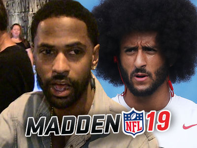 Big Sean Rips NFL and Madden 19 for Kaepernick Edit, 'He's Not a Curse!'
