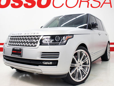 Kim Kardashian West's 2015 Customized Range Rover Goes Up for Sale at $85k