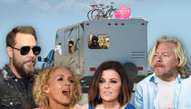 Little Big Town's Trailer Stolen But Thieves Only Made Off with Kids' Stuff