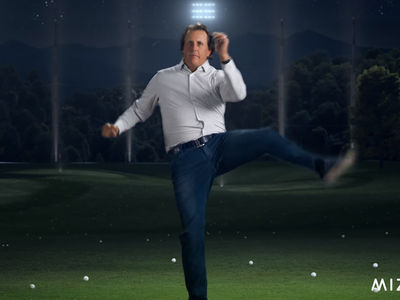Phil Mickelson Dances His Ass Off To Sell Dress Shirts