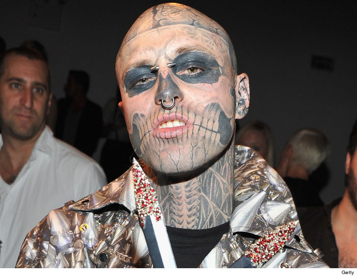 Montreal model known as Zombie Boy dies, talent agency confirms